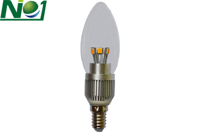 5W Dimmable LED Candle bulb