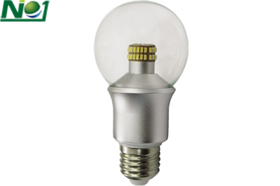 4/5/6W LED Globe light bulbs
