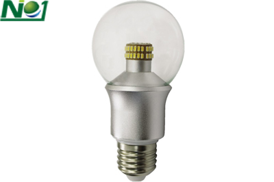 4/5/6W Dimmable LED light bulbs